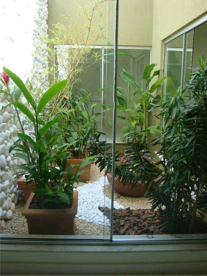 Ideas de jardines y patios interiores 5 curso de - Fotos patios interiores ...