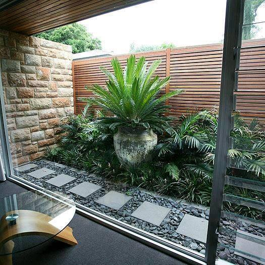 Ideas de jardines y patios interiores 6 curso de for Fotos patios interiores