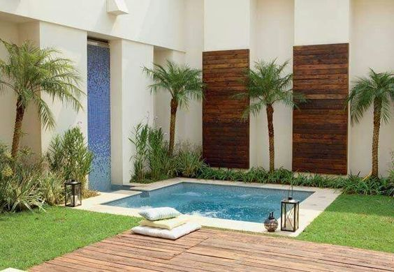 Hogar Y Jardin Ideas Para Piscinas Peque As