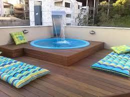Ideas de piscinas peque as 27 curso de organizacion - Piscinas interiores pequenas ...