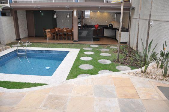 Ideas de piscinas peque as 6 curso de organizacion del for Ideas para decorar piscinas