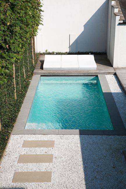 Ideas de piscinas peque as 7 curso de organizacion del for Ideas de piscinas economicas