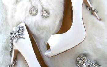 Ideas de zapatos para novia