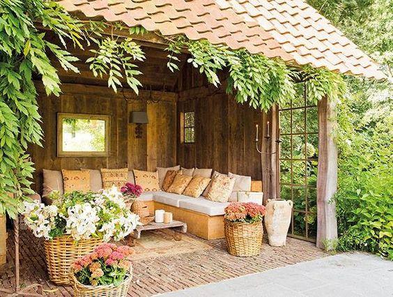 Ideas para casas de campo 6 curso de organizacion del hogar y decoracion de interiores - Ideas casas de campo ...
