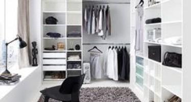 Ideas para closet abiertos