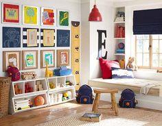 Ideas para decorar cuarto de juegos infantil - Curso de ...