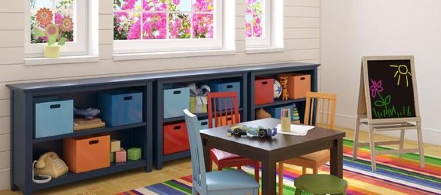 Ideas para decorar cuarto de juegos infantil curso de - Organizacion habitacion infantil ...