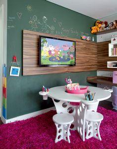 Ideas para decorar cuarto de juegos infantil - Curso de Organizacion ...
