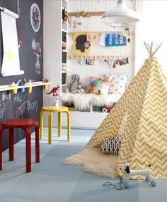 Ideas para decorar cuarto de juegos infantil (2) - Curso de ...