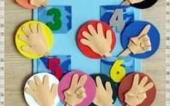 Ideas para enseñar a contar a tus hijos
