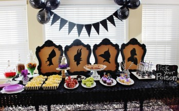 Ideas para fiestas de Descendants