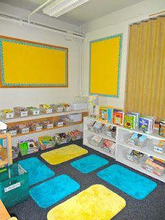 Ideas para organizar el salon de clases 11 curso de for Organizar salon
