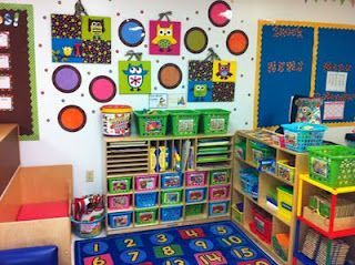 Ideas para organizar el salon de clases for Organizar salon