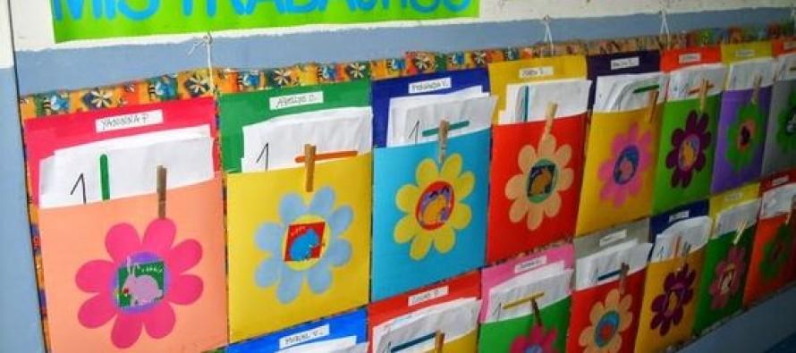 Salon De Clases Decorado De Primavera ~   para organizar el salon de clases  Curso de Organizacion del hogar