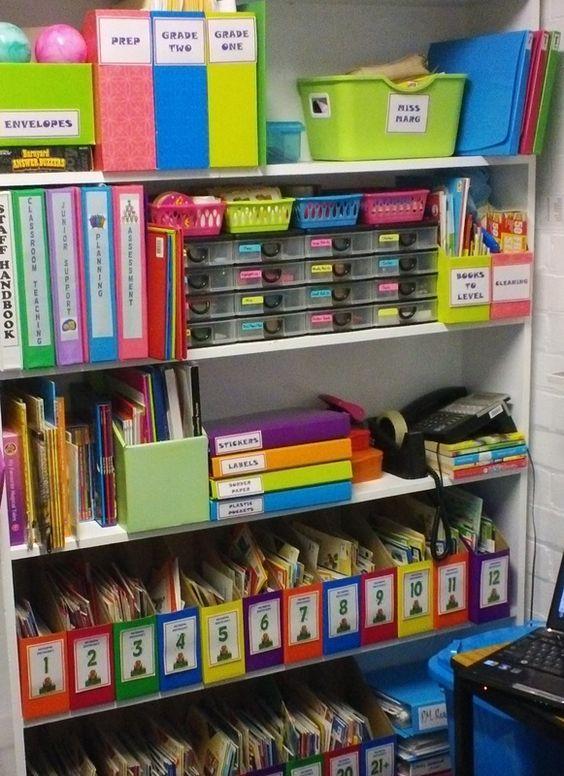 Ideas para organizar el salon de clases 4 curso de - Ideas para el salon ...
