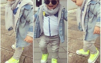 Outfits con jeans para niño
