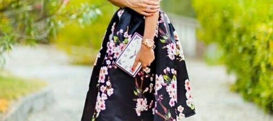 Outfits con midi skirt