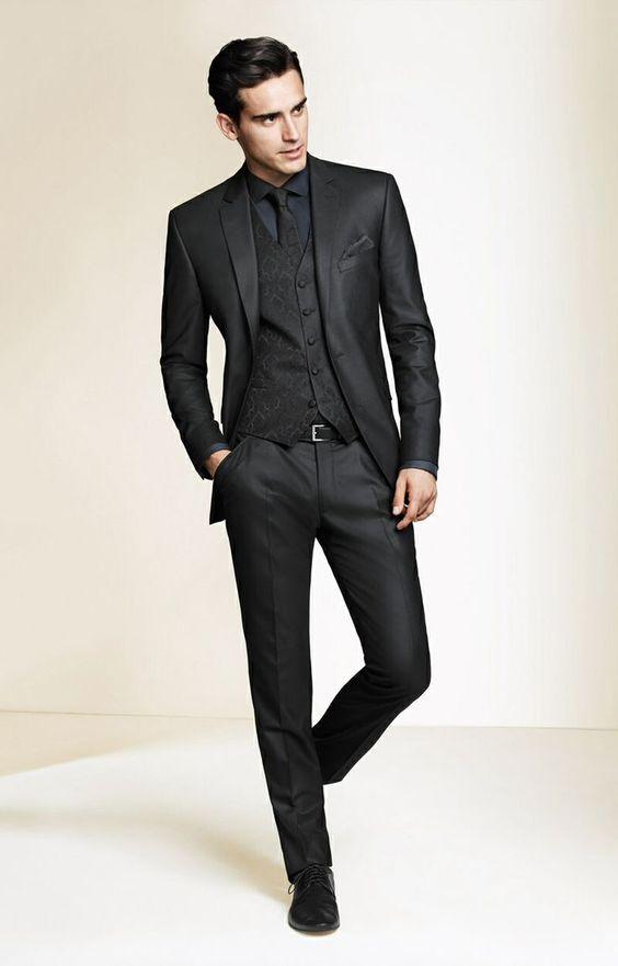 9d08dc496 Outfits de graduacion para hombres (5) - Curso de Organizacion del ...