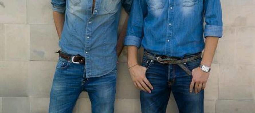 Outfits de mezclilla para hombre