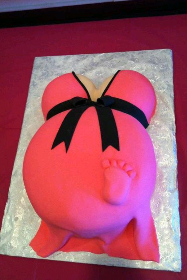 Pasteles Hermosos Para Baby Shower (21)