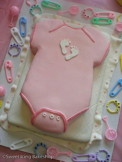 Pasteles Hermosos Para Baby Shower (24)
