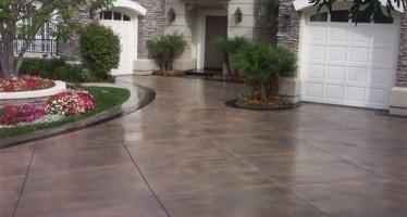 Pisos de concreto para exterior