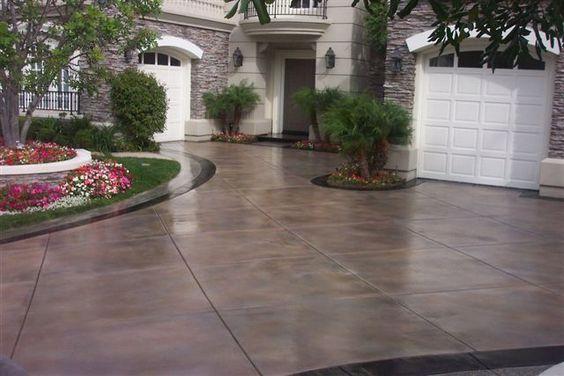 Pisos de concreto para exterior curso de organizacion for Pisos para patios exteriores