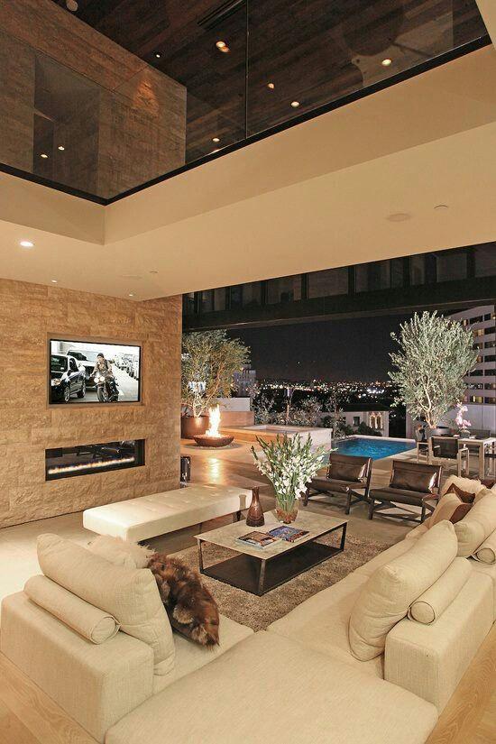 entrada Salas de tv para espacios grandes aparece primero en Curso de
