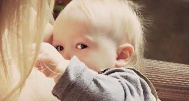 Sesiones de fotos bebes en lactancia