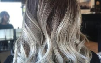 Top 10 tendencias de color de cabello 2017 -2018