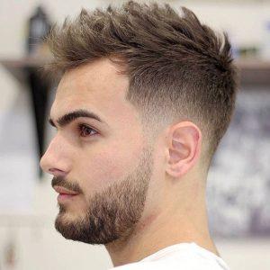 corte de cabello para hombre con rostro ovalado 2018 (2)