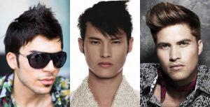 corte de cabello para hombre con rostro redondo 2018