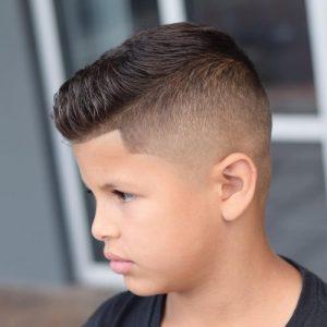 corte de cabello para ninos estilo futbolista europeo 2018