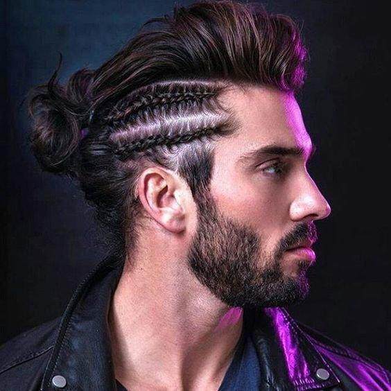 cortes de cabello para hombres 2017 - 2018