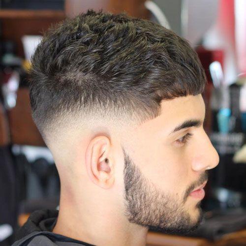 cortes de cabello para hombres corte con textura -textured crop (1)