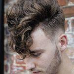 cortes de cabello para hombres corto para el pelo rizado - short haircut for curly hair (2)