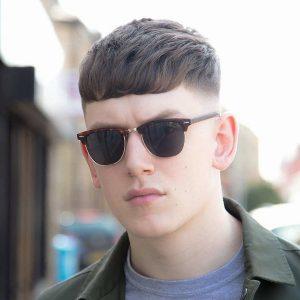 cortes de cabello para hombres franja recortada - crop + fringe (2)