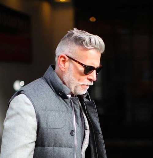 cortes de cabello para hombres maduros 2018 (1)