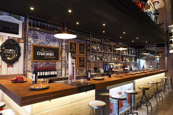 Decoracion de bares curso de organizacion del hogar y - Decoracion de bar ...