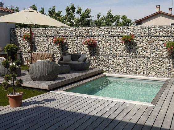 Ideas de patios con picinas 21 curso de organizacion for Decoracion patio con piscina