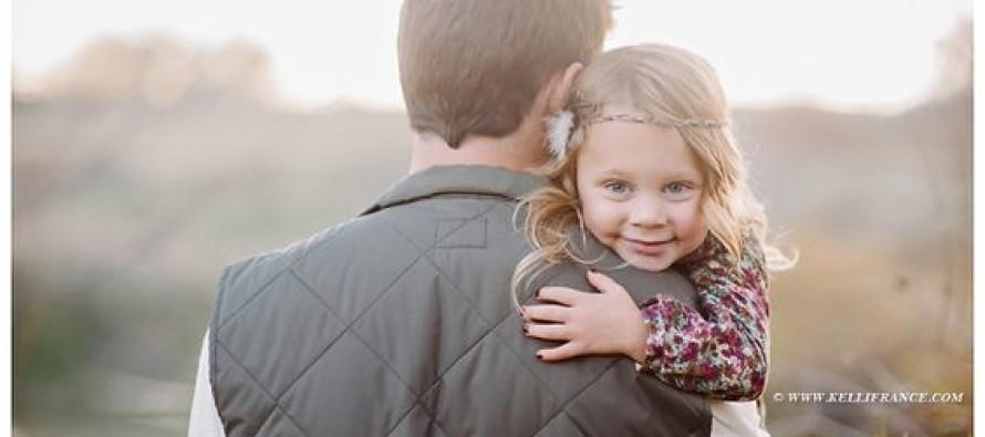 Ideas de sesion de fotos padre e hija