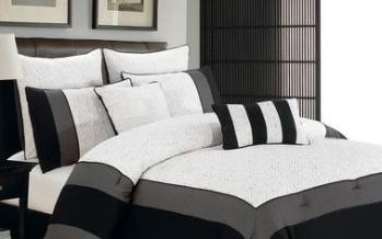 Decoracion de camas con cojines