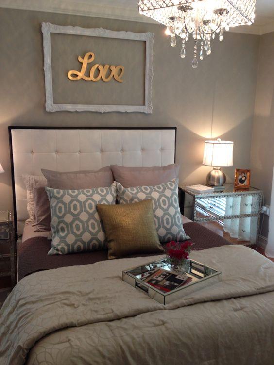 Ideas para decorar tu cama con cojines 22 curso de - Decorar cama con cojines ...