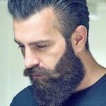 tendencia en cortes de cabello para hombres jovenes con barba 2018 (2)