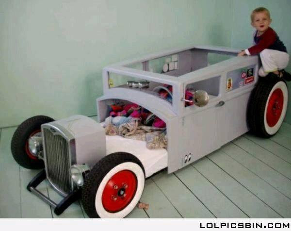 Camas Con Formas De Carros Y Camiones 23 Curso De