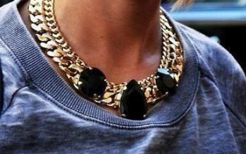 Collares y accesorios que te daran un toque moderno y con estilo