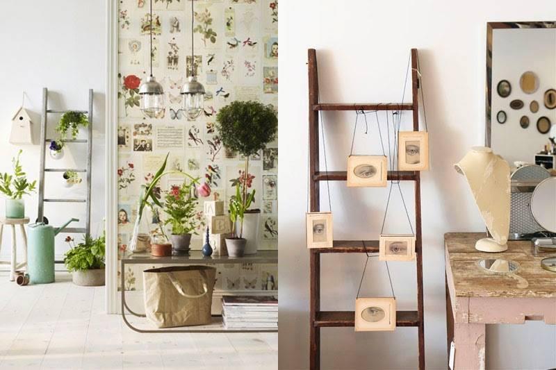 Como incluir en tu decoracion una escalera rustica 4 - Decoracion escaleras ...