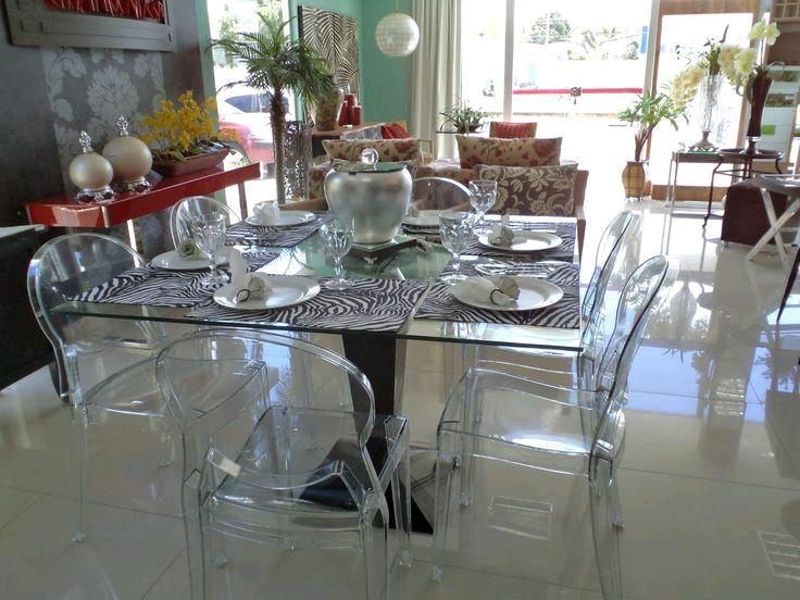 Como usar sillas de acrilico transparente en tu hogar 6 - Sillas acrilico transparente ...
