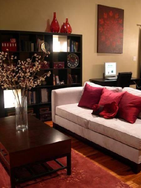 Decoracion con combinaciones color vino 2 curso de - Curso decoracion de interiores madrid ...