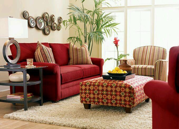 Decoracion de interiores en color rojo 2 curso de for Clases de decoracion de interiores